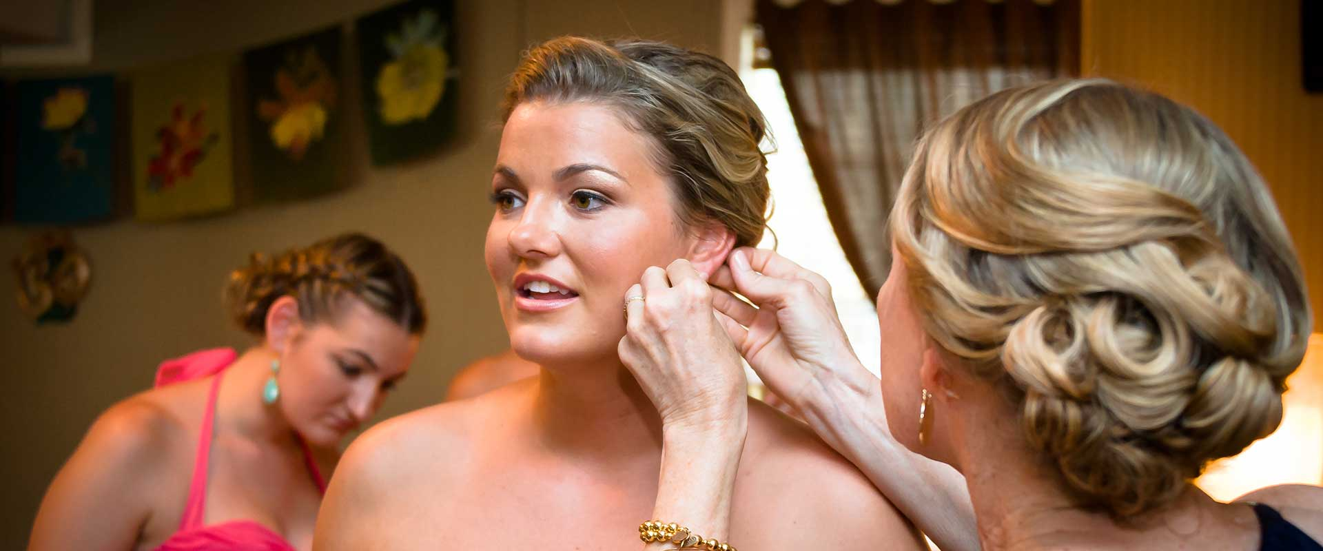 Weddings on Anna Maria Island - Bridal Hair & Makeup