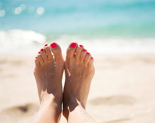Natural Nail Manicures & Pedicures - Anna Maria Island