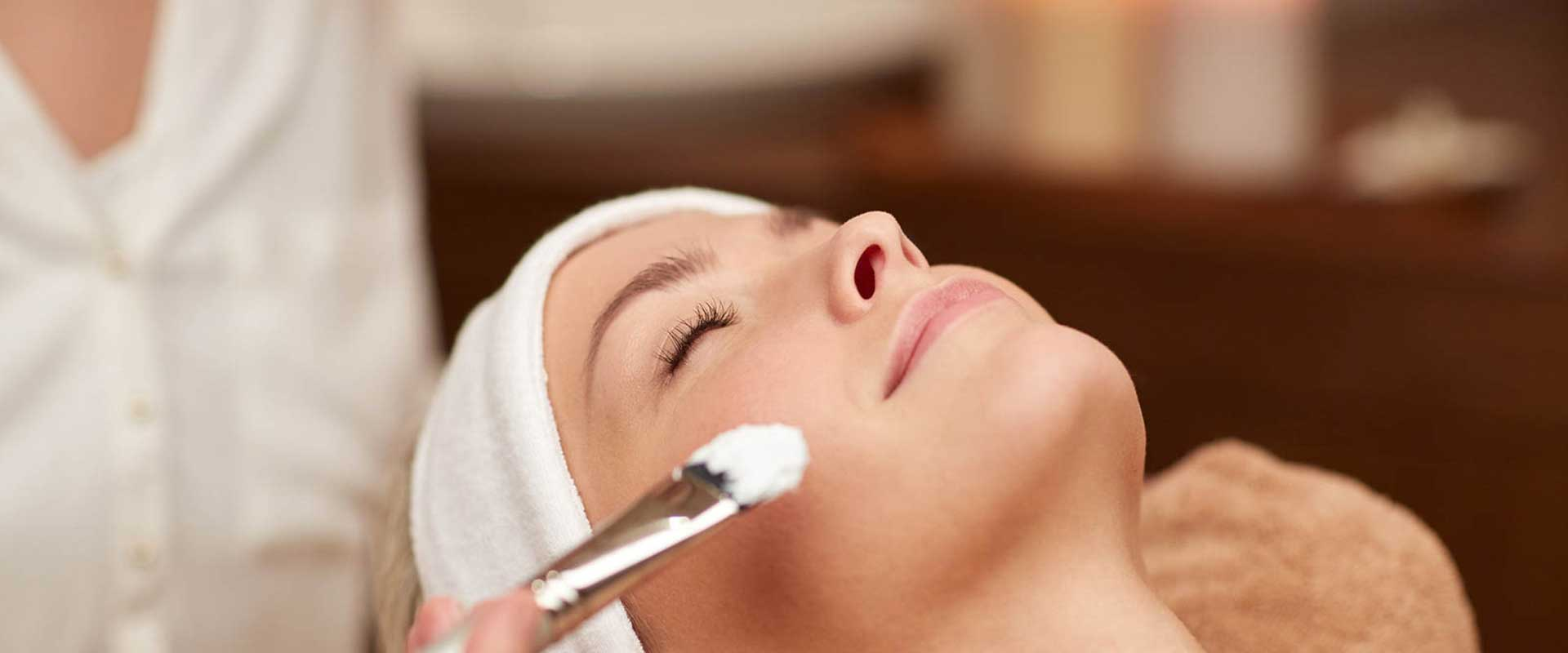 Spa Facials with Locally Sourced Organic Skin Products